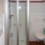Sievers Ferienwohnung 1 - Dusche