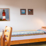 Ferienwohnung 3 - Schlafen 2