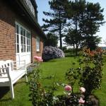 Ferienhaus Sievers Garten